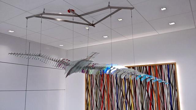 UWM Innovation Accelerator Atrium