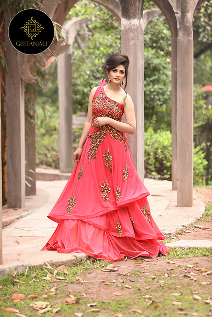 Contemporary gowns for Indian, Canon EOS 5D MARK III, Canon EF 70-200mm f/2.8 L