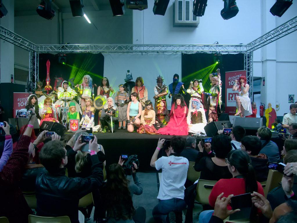related image - Avignon Geek Expo 2017 - P2020196