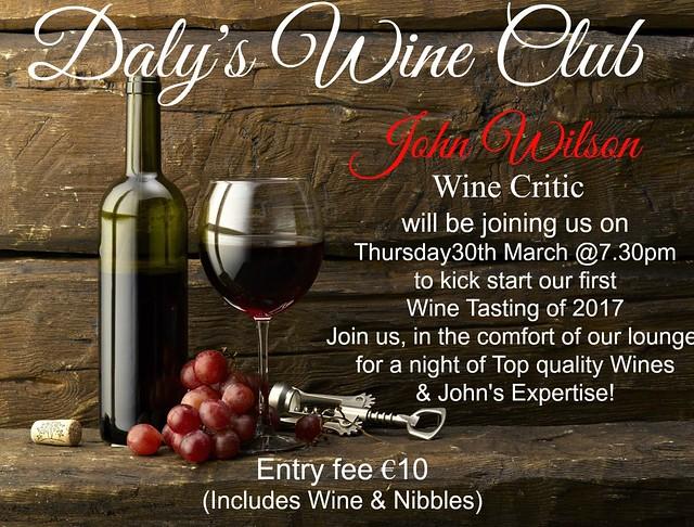 Daly's Wine Club