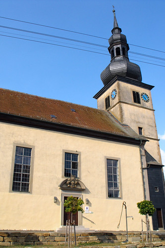St. Michael, Höchheim