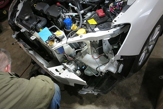 Headlight Install | by J. Leff