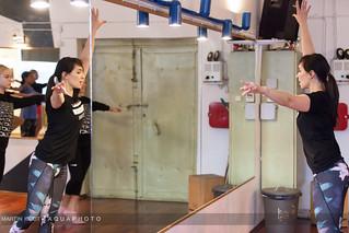 Anastasia Koot Jazz Dance Masterclass 2017