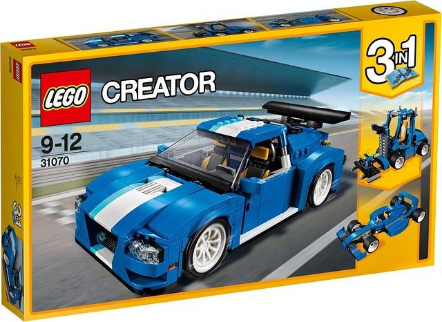 31070 Turbo Track Racer 1