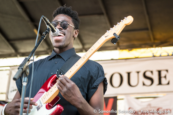 Moses Sumney @ Make Music Pasadena 2014