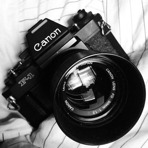 Canon newF-1