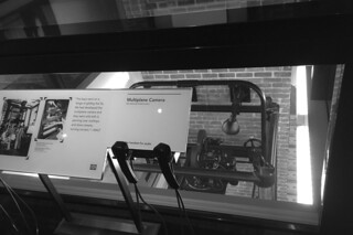 The Walt Disney Family Museum -Multiplane Camera