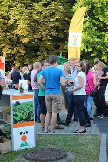 Participants of the cultiVent Party/Besucher der cultiVent Party