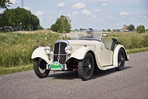 BSA Scout Series 1 1935 (9282)