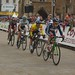 Team GB Matthew Gibson (17) leading - Pearl Izumi Tour Series – Peterborough by SaileshPanchal