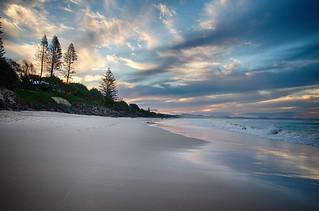 Bilongil Beach, Australia