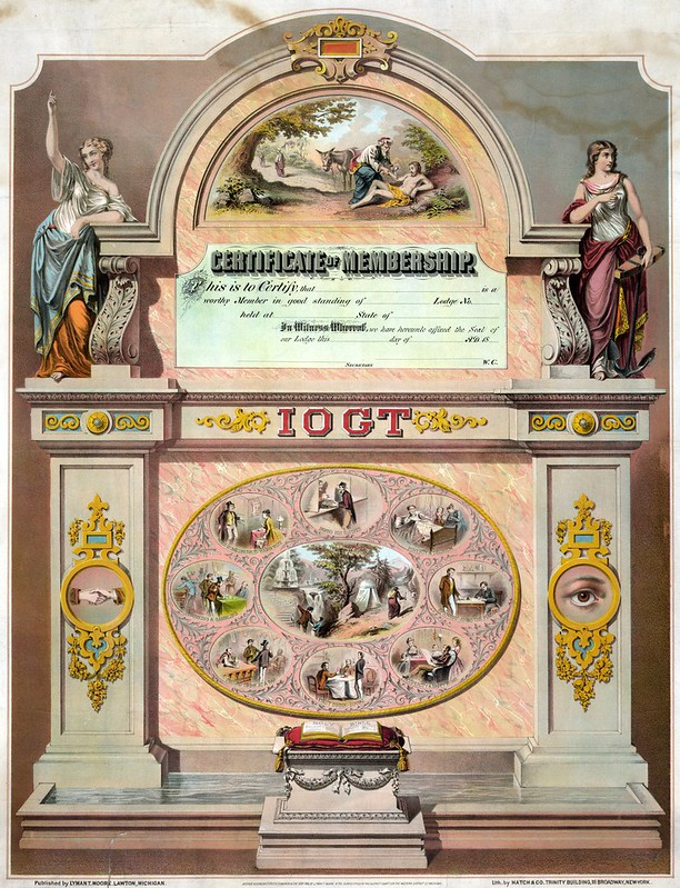 International_Organisation_of_Good_Templars_membership_certificate_1868