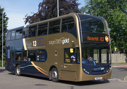 Stagecoach Gold in Cambridge pt2
