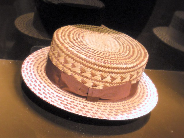 Tesi Hats at Pitti86