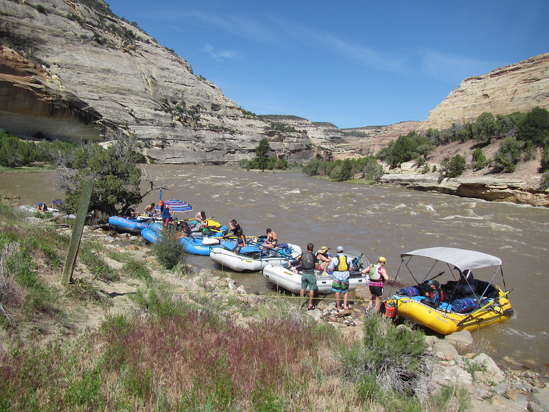 Raible Designs | Rafting the Yampa through Dinosaur National Monument