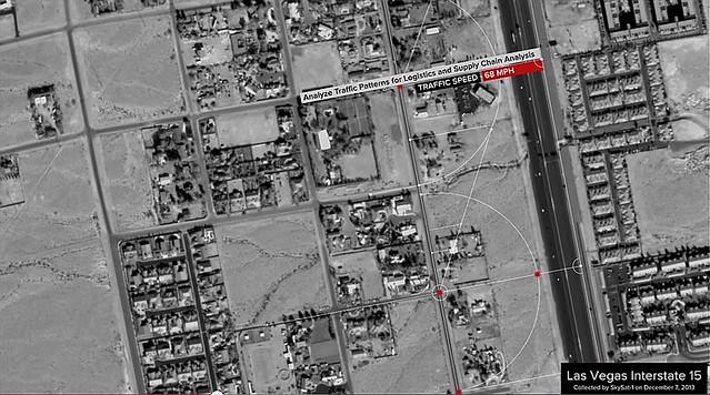 Las Vegas by SkySat-1