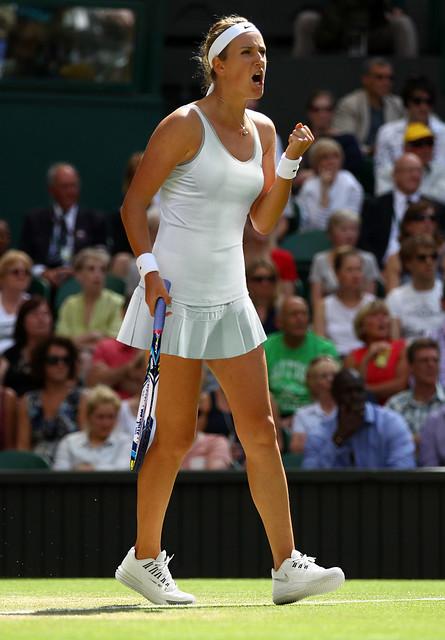 Victoria Azarenka Wimbledon outfit