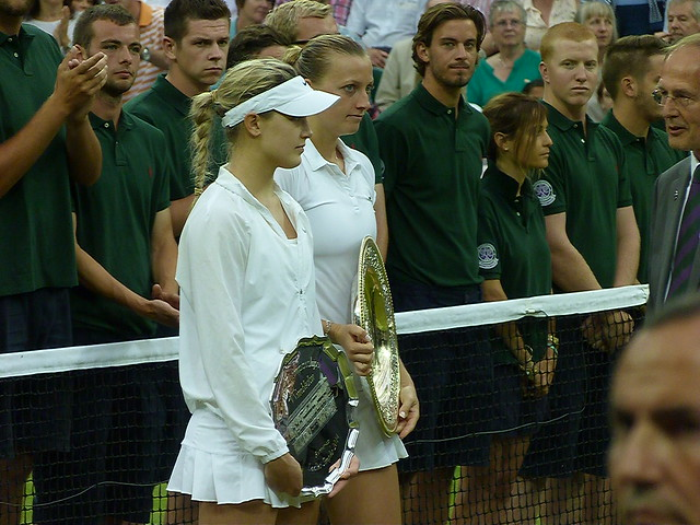 The Champion and Runner-up