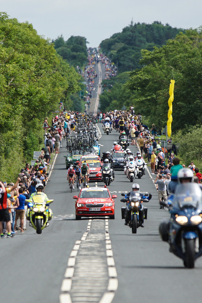 Tour de France 2014 - Stage 2 - York to Sheffield-5