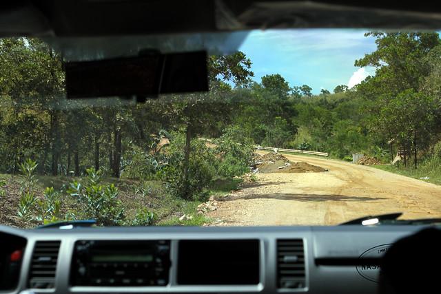 Last 60 kilometers to El Nido