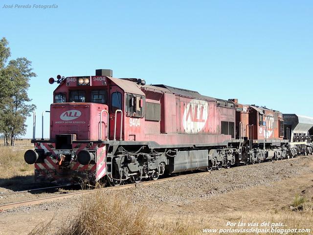 GM GT26 9404 - ALCO RSD35 6427