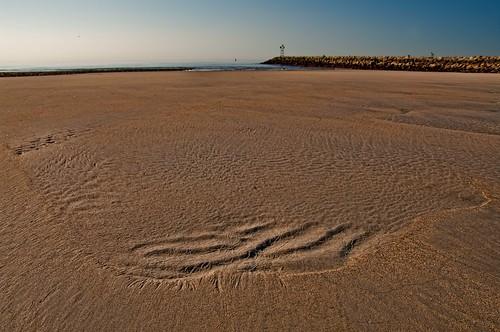 beach sand jetty maine newengland wells coastal lowtide breakwater drakesisland wellsme webhannetriver