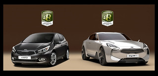 KIA 2011 Cee'd & GT Concept 05