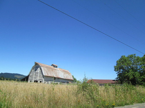 Obligatory Barn, Old Hwy 47