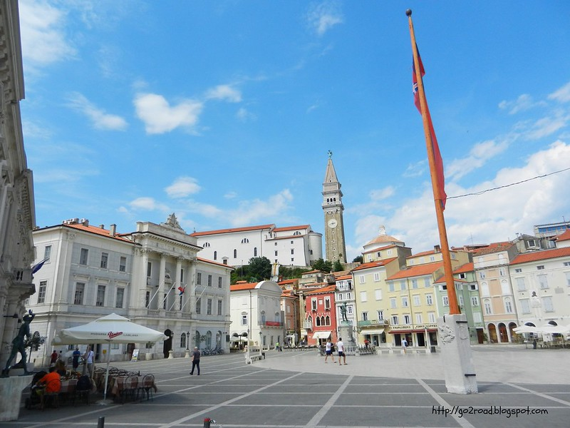 Достопримечательности Пирана