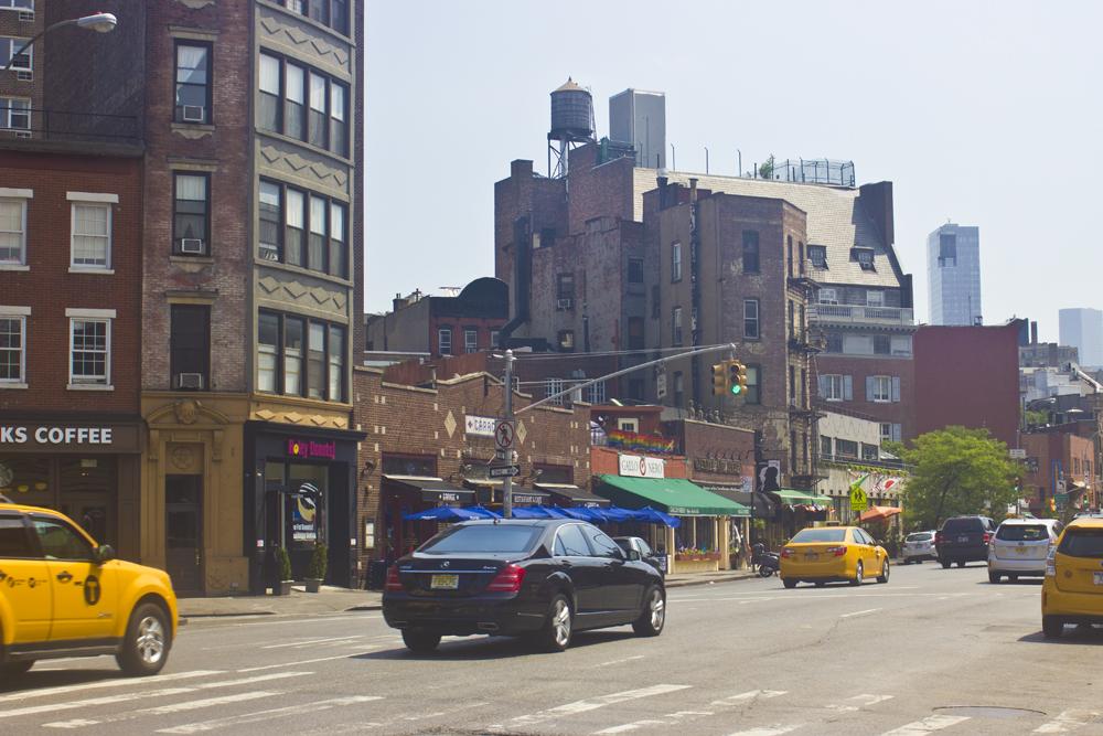 Lower east side new york manhattan tapeparade travel blog new york laila tape parade
