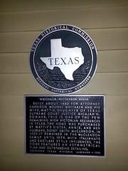 Photo of Black plaque number 19993