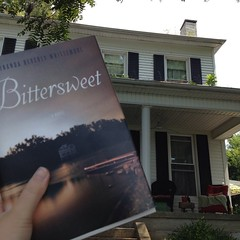 Book 2 of vacation: Bittersweet, Miranda Beverly-Whittemore. (Apparently about a big summer house on a lake...)