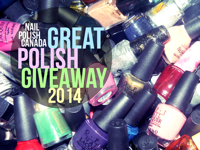 great polish giveaway 2014