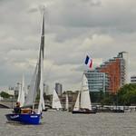 14 June, 2014 - 14:19 - French fleet in the lead