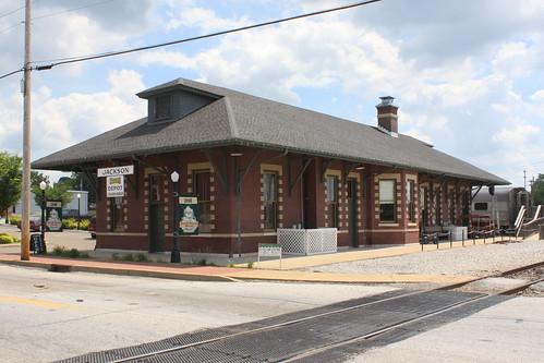 Jackson, TN NCSTL Depot