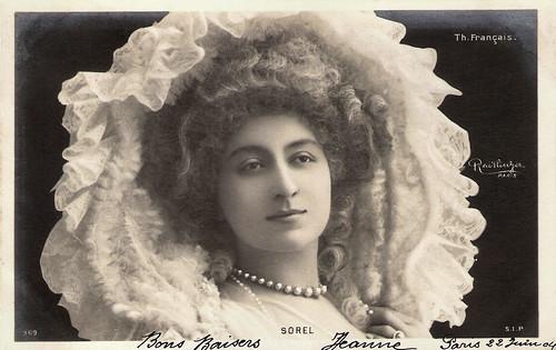 Cécile Sorel