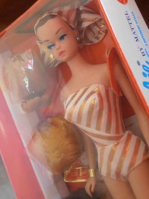 Fashion Queen Barbie NRFB - 1963