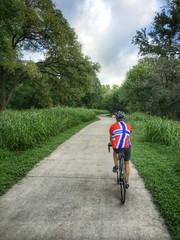 FileMaker bike team ride to the Alamo