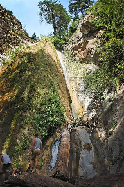 Limekiln Waterfall