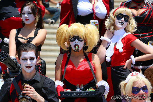 Cosplay at San Diego Comic-Con 2014
