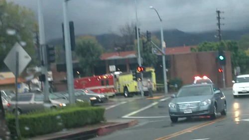 Fire department ambulances flickr photo sharing for Department of motor vehicles glendale ca