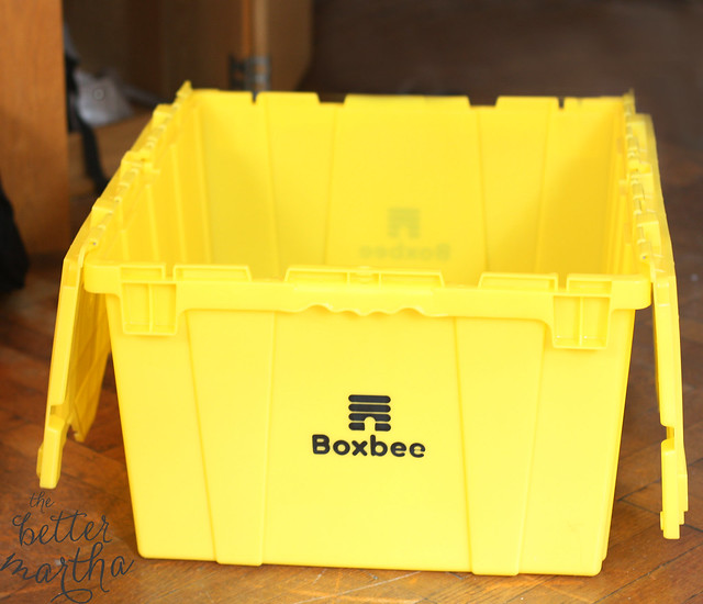 Empty Boxbee Box