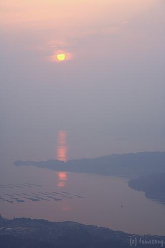 Mt. Kyogoya at Morning