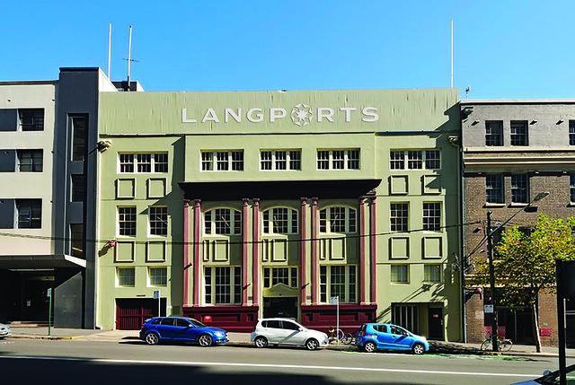 Langports Sydney Campus