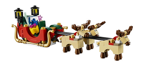 LEGO 10245 Santa's Workshop 06