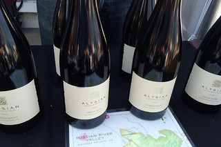 Sonoma at Work - Alysian Wines