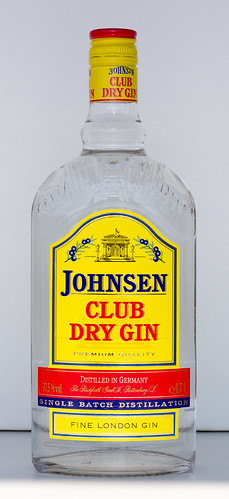Johnsen Club Dry Gin