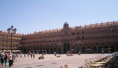 Viajes: Salamanca, 2014.