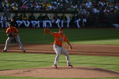 Baltimore Orioles vs Oakland A's