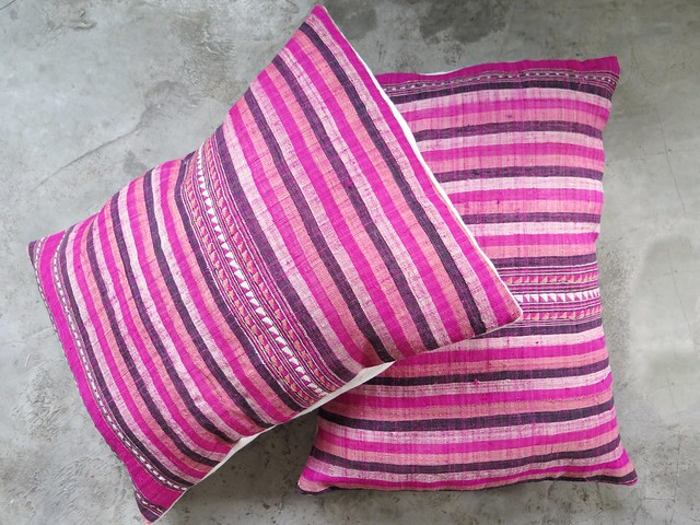 Make simple cushions with no zip